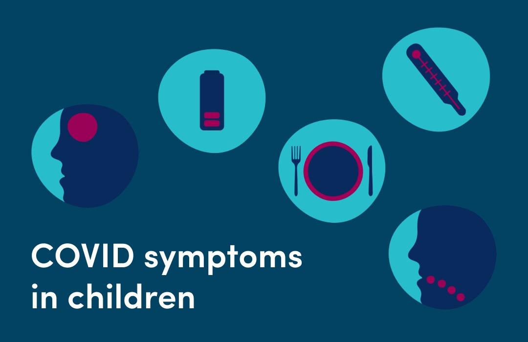 Các triệu chứng mắc covid ở trẻ em cha mẹ cần lưu ý