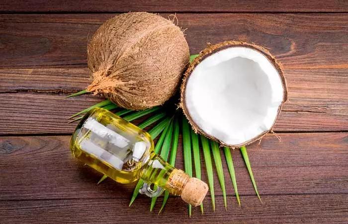 Trị mụn thịt dư dứt điểm, hiệu quả tại nhà bằng dầu dừa - Ảnh 6