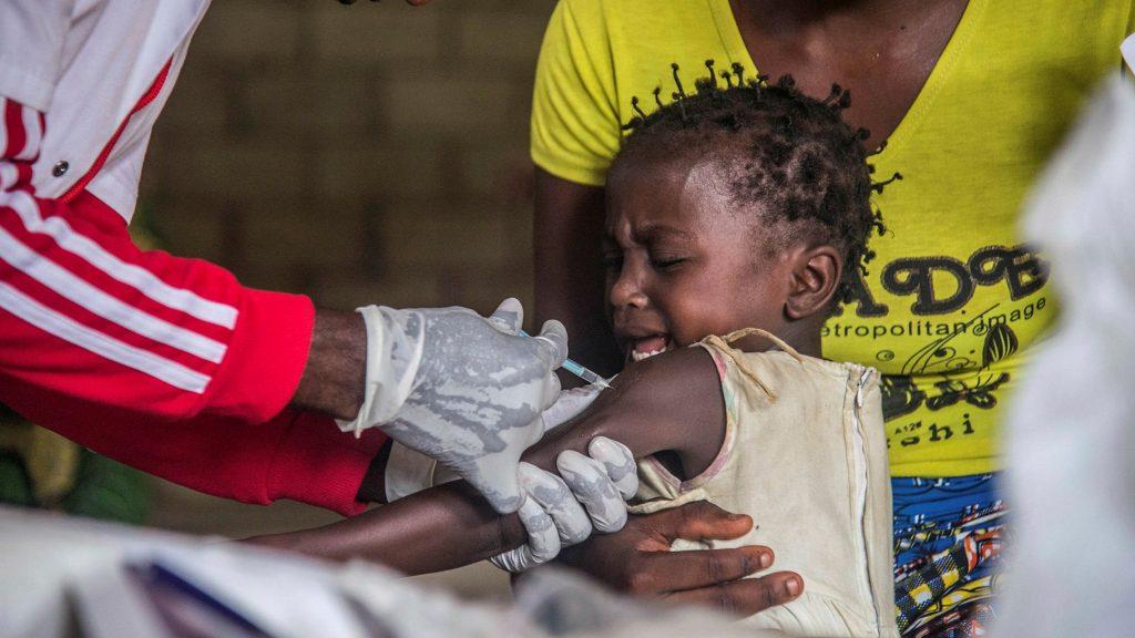 Tình hình tiêm các loại vắc xin cho trẻ em ở Pakistan - Ảnh 1