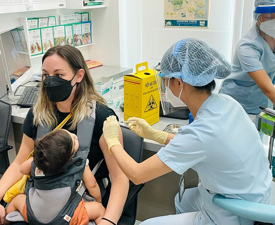 Những đối tượng là công dân pháp đủ điều kiện tiêm chủng vắc xin - Ảnh 6